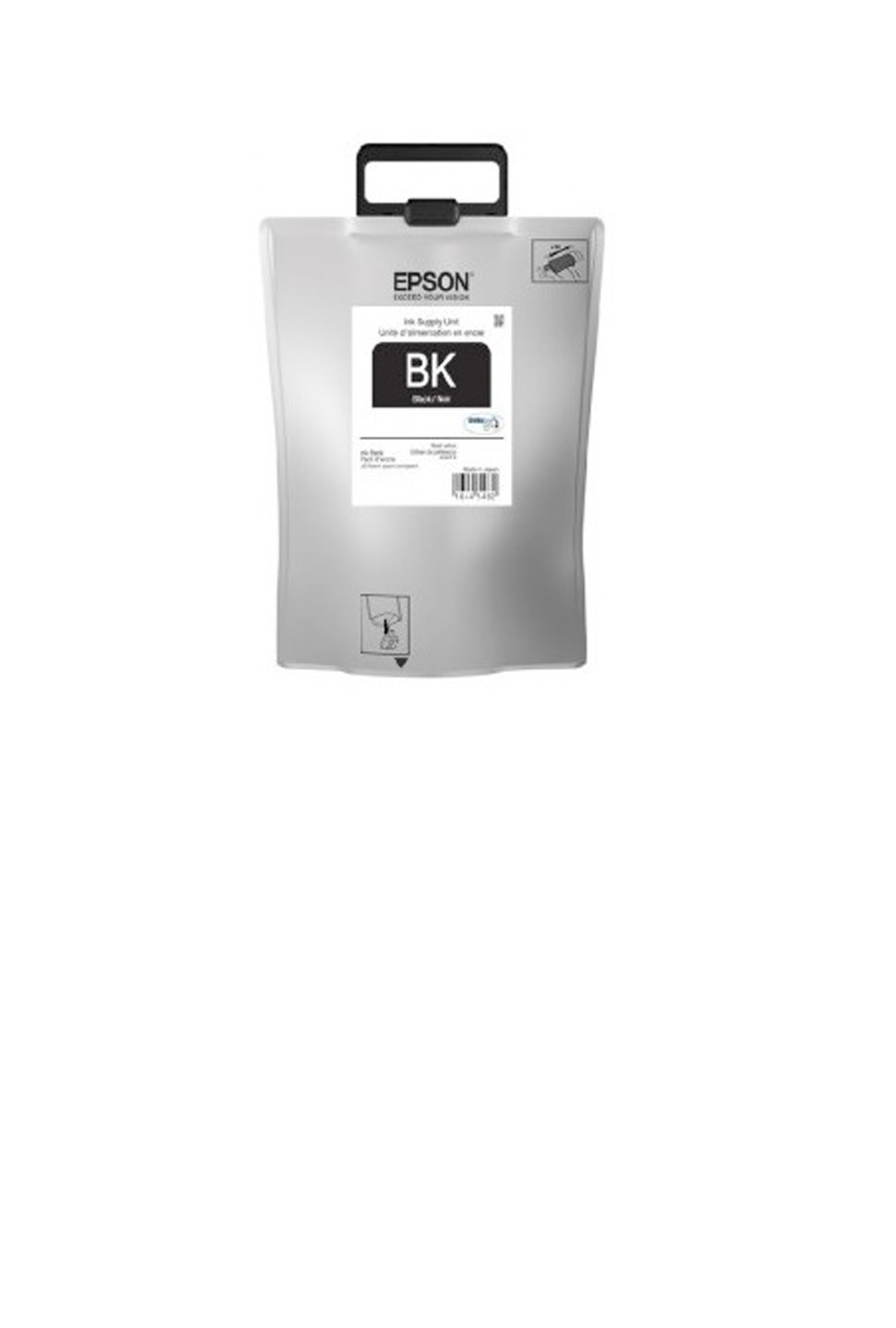 Epson T974, Black Ink Pack, Extra High-capacity (T974120)