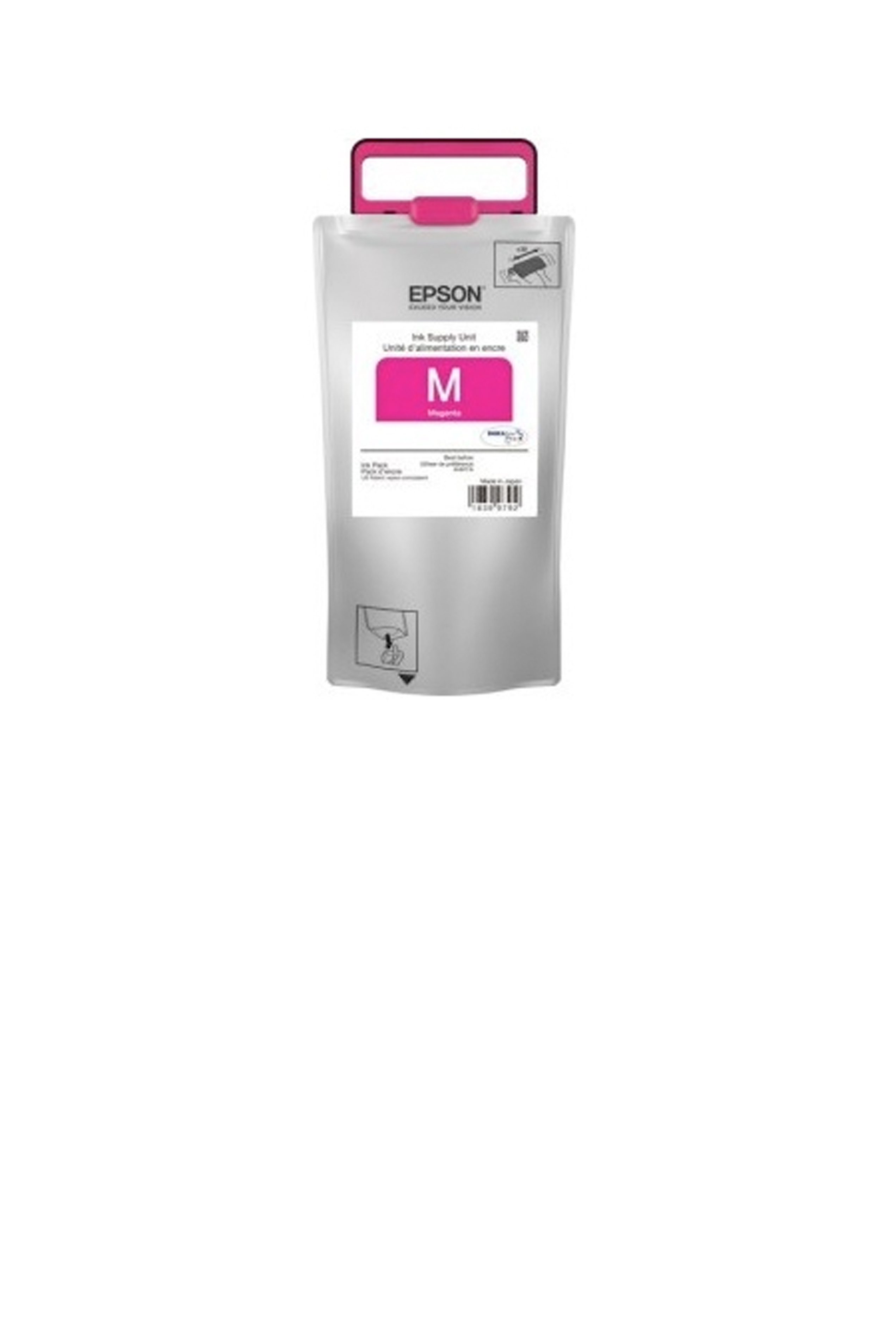 Epson T974, Magenta Ink Pack, Extra High-capacity (T974320)