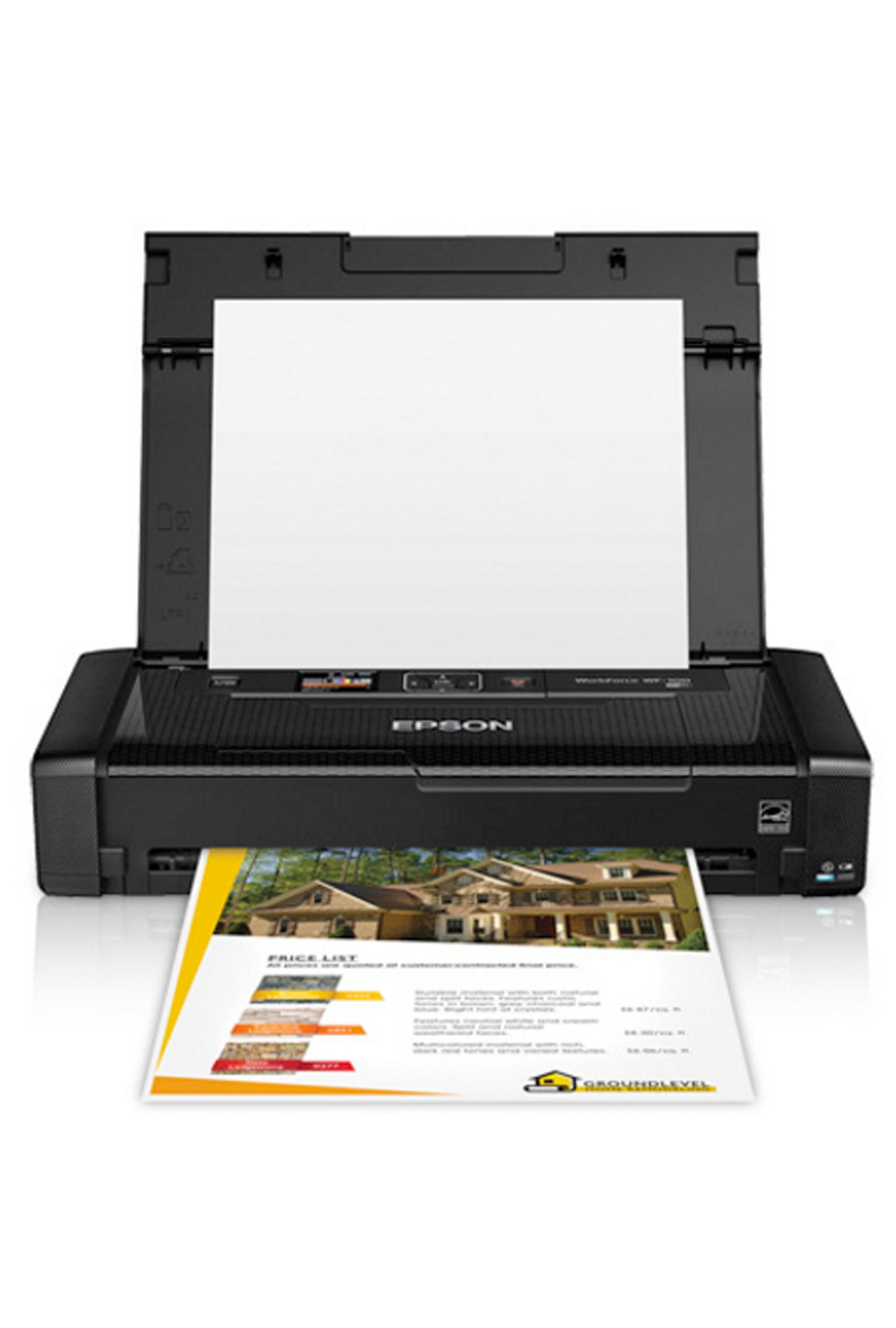 Epson WorkForce WF-100 Mobile Printer (6.7/3.5ppm)
