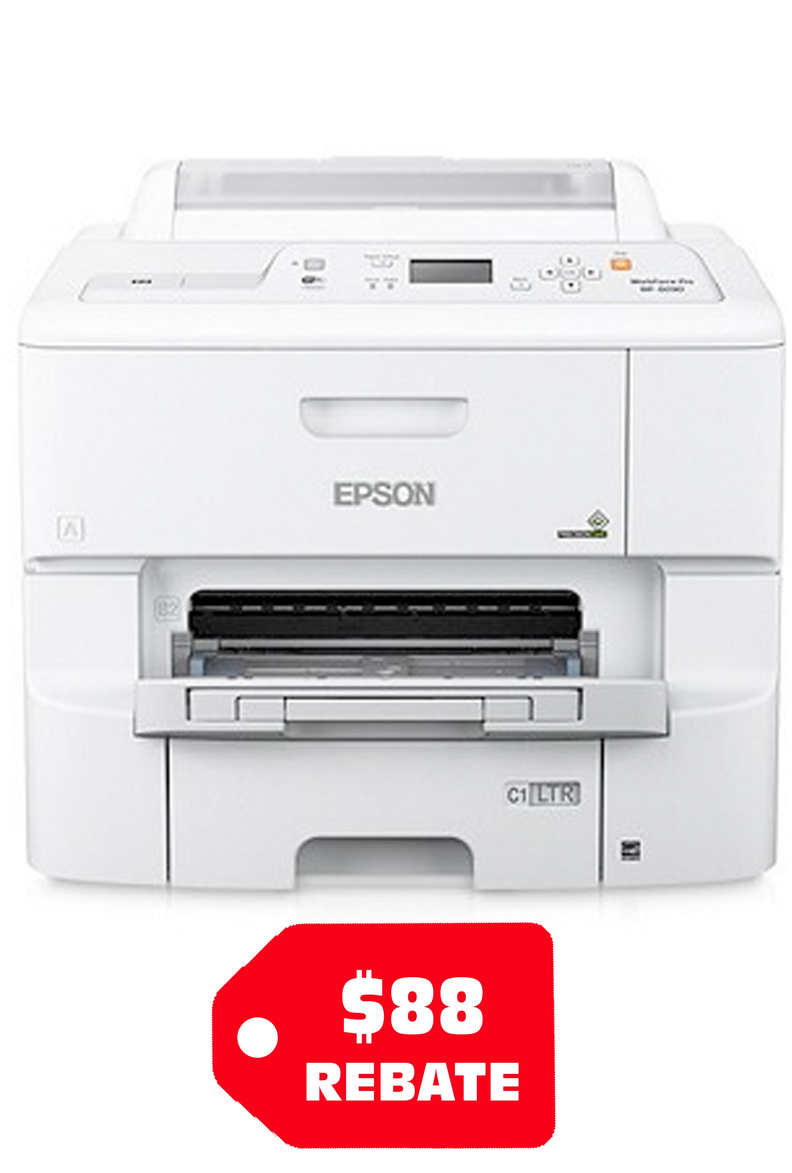 Epson WorkForce Pro WF-6090...
