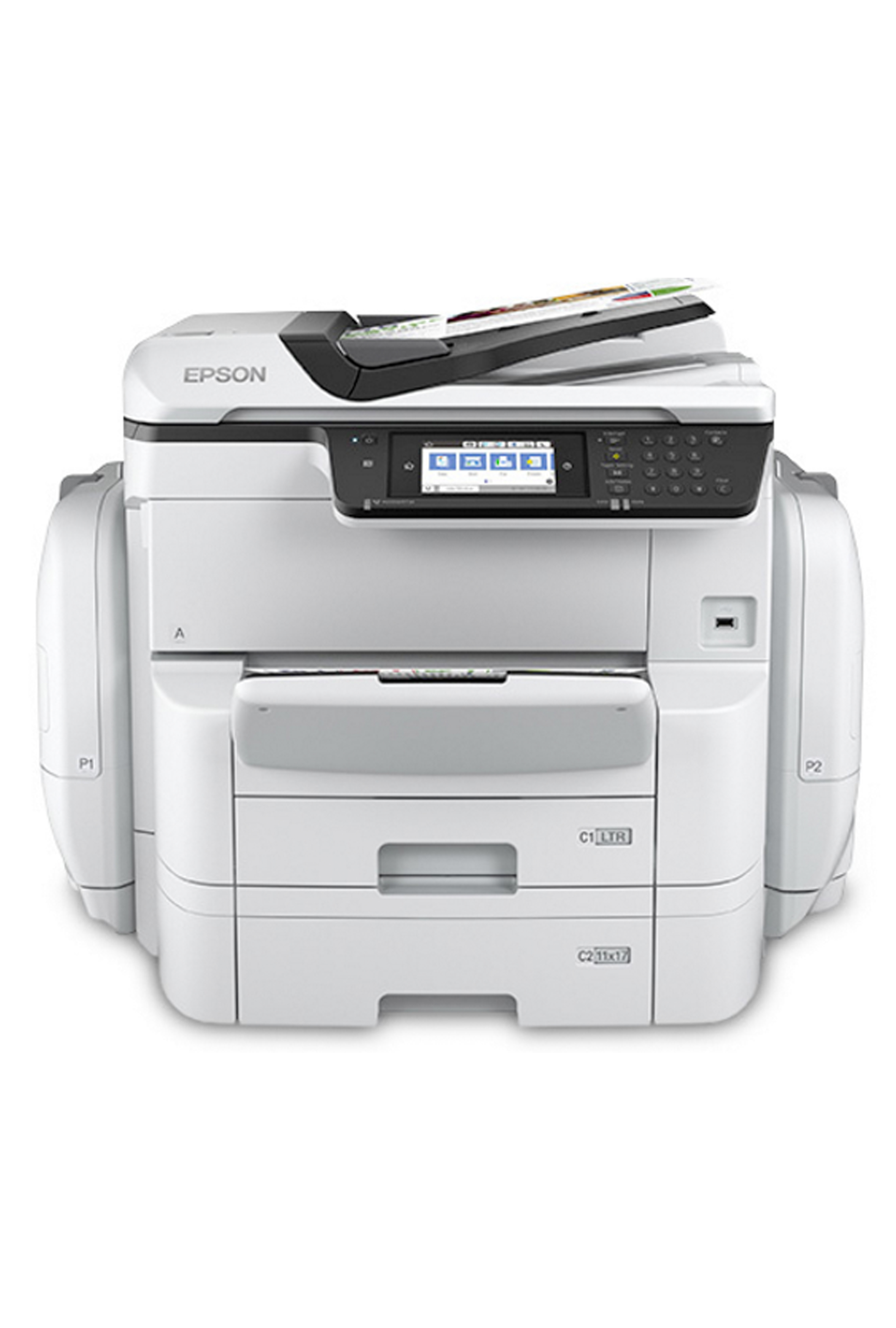 Epson WorkForce Pro WF-C869R Network Multifunction Color...
