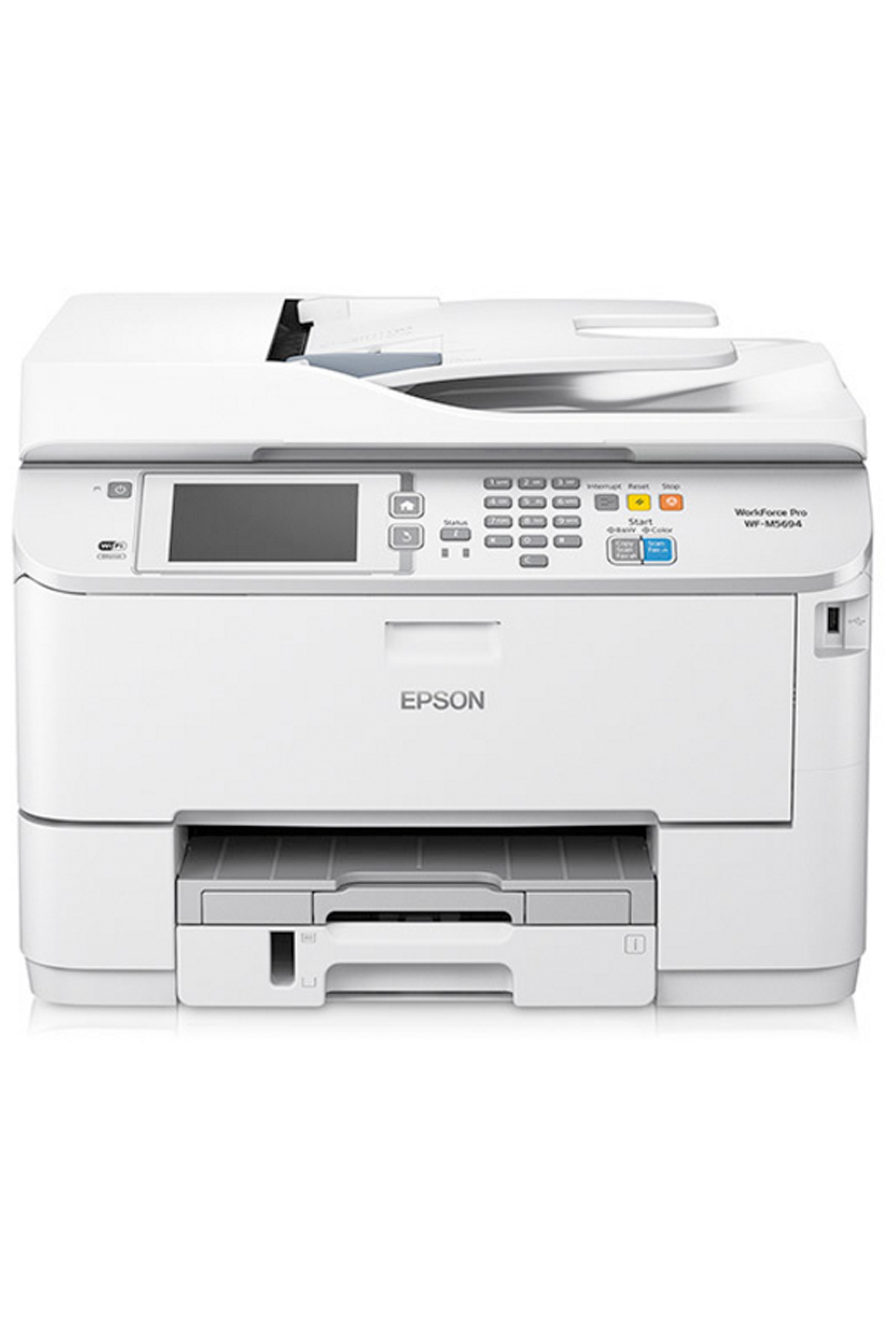 Epson WorkForce Pro WF-M5694 Multifunction Monochrome Printer...