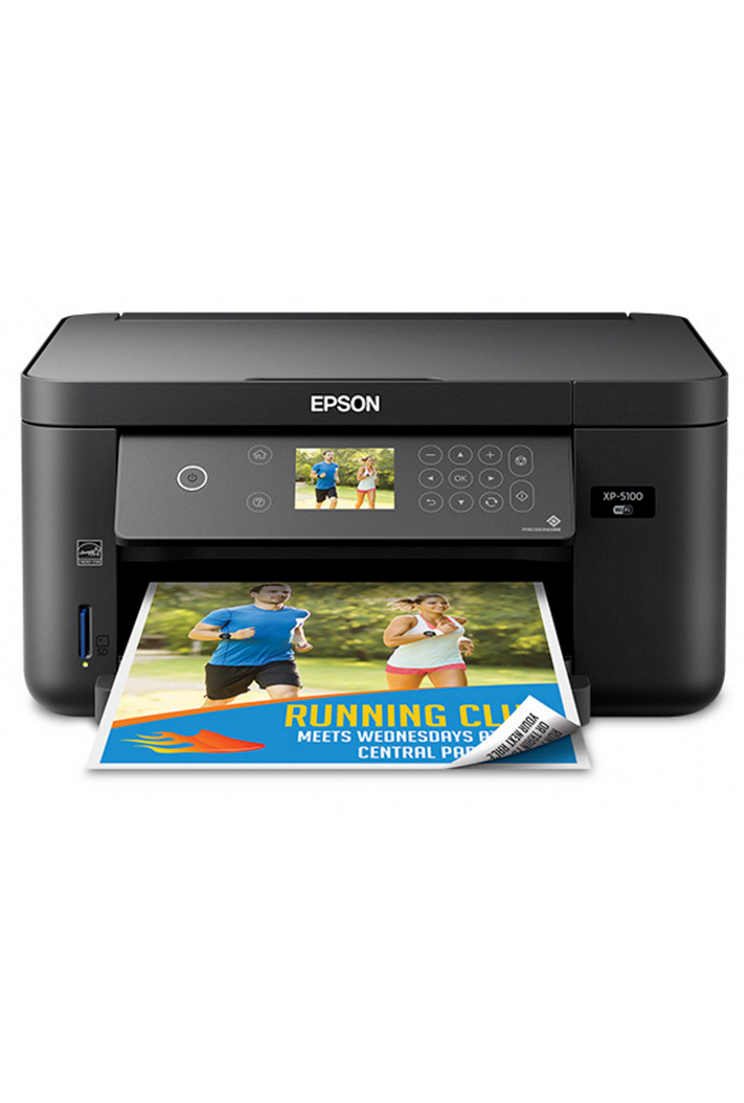 Epson Expression Home XP-5100 Small-in-One Printer (14/7.5ppm)