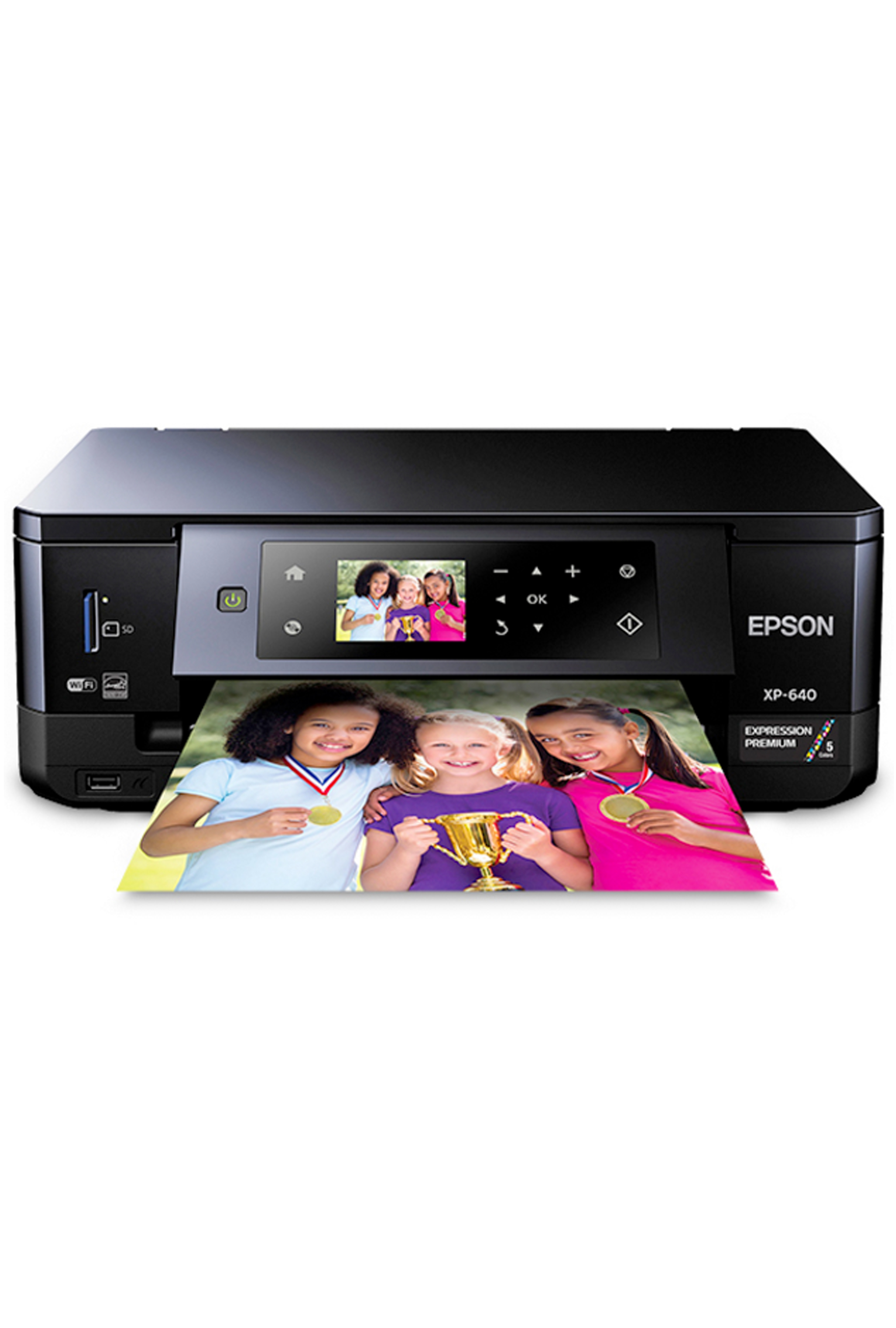 Epson Expression Premium XP-640 Small-in-One All-in-One...