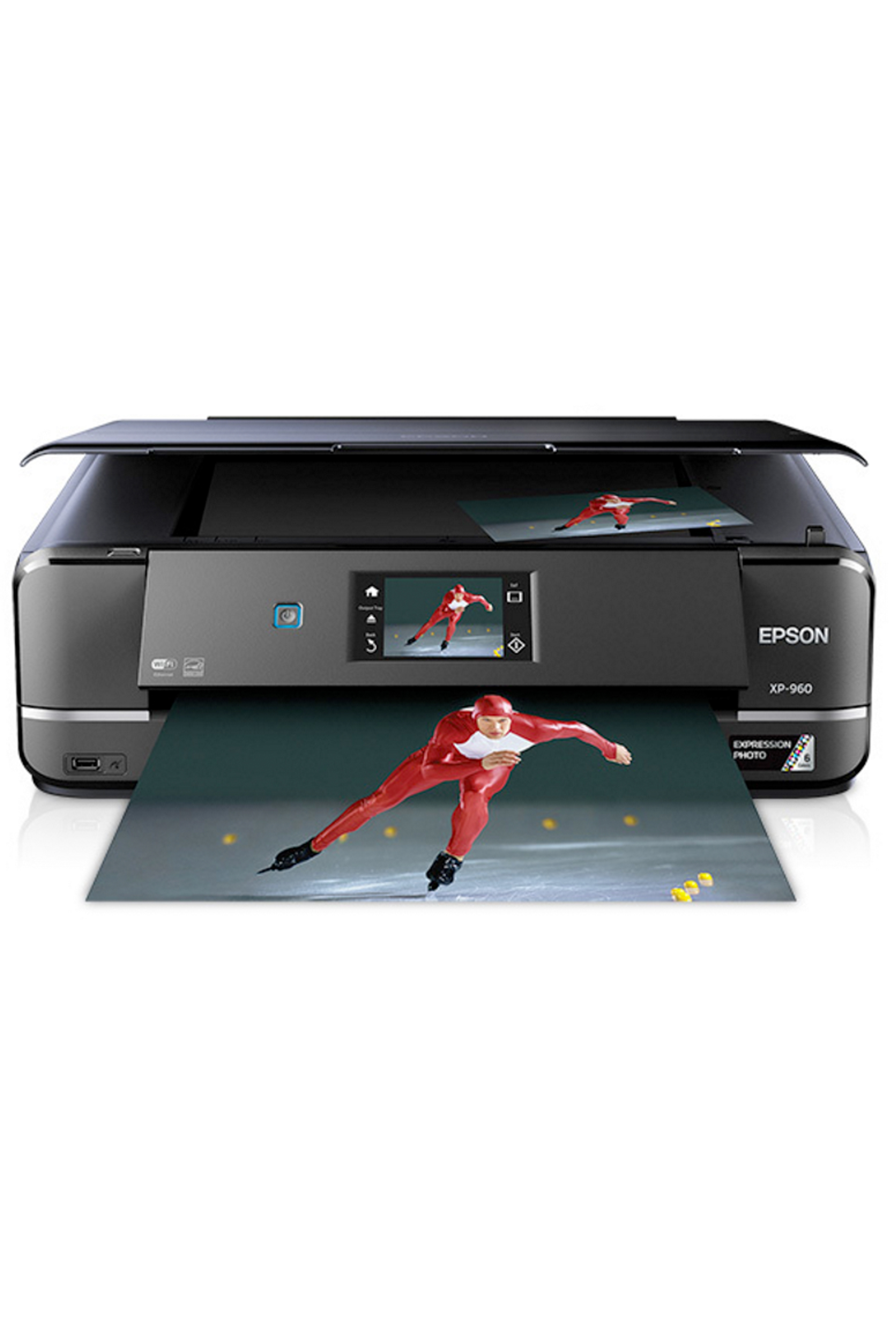 Epson Expression Photo XP-960 Small-in-One All-in-One Printer...