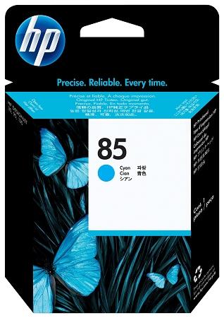 HP 85 (C9420A) Cyan Printhead...