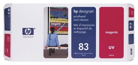 HP 83 (C4962A) Magenta UV...