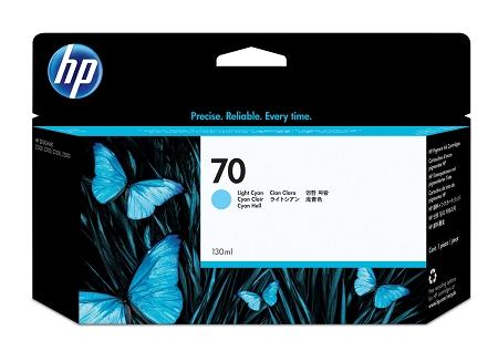 HP 70 (C9390A) Light Cyan...