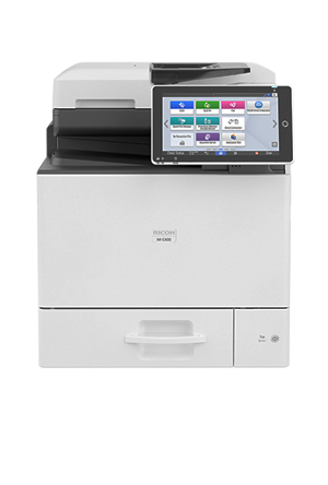 Ricoh IM C400F Color Laser Multifunction Printer (45ppm)