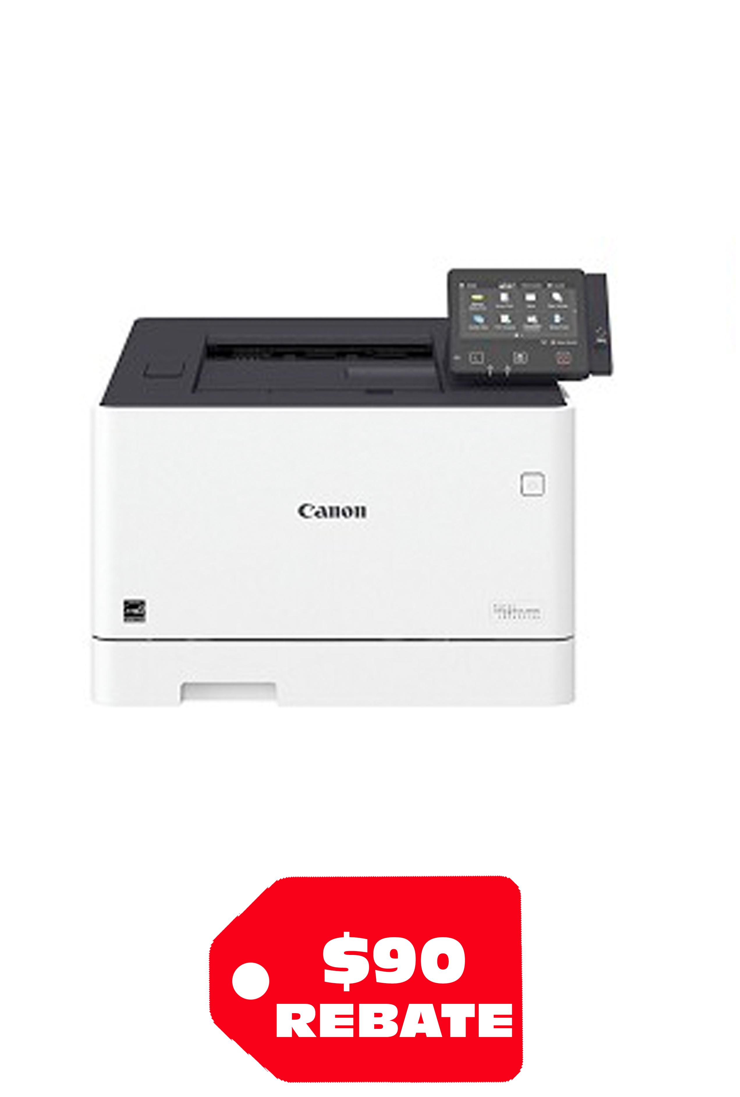 Canon imageCLASS LBP654Cdw (28 ppm)