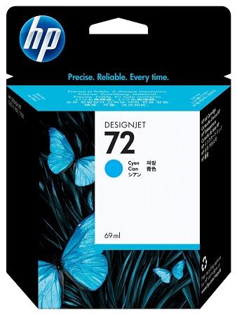 HP 72 (C9398A) Cyan Original...