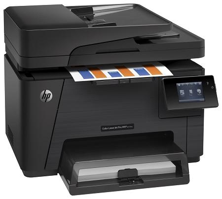 HP Color LaserJet Pro M177fw...