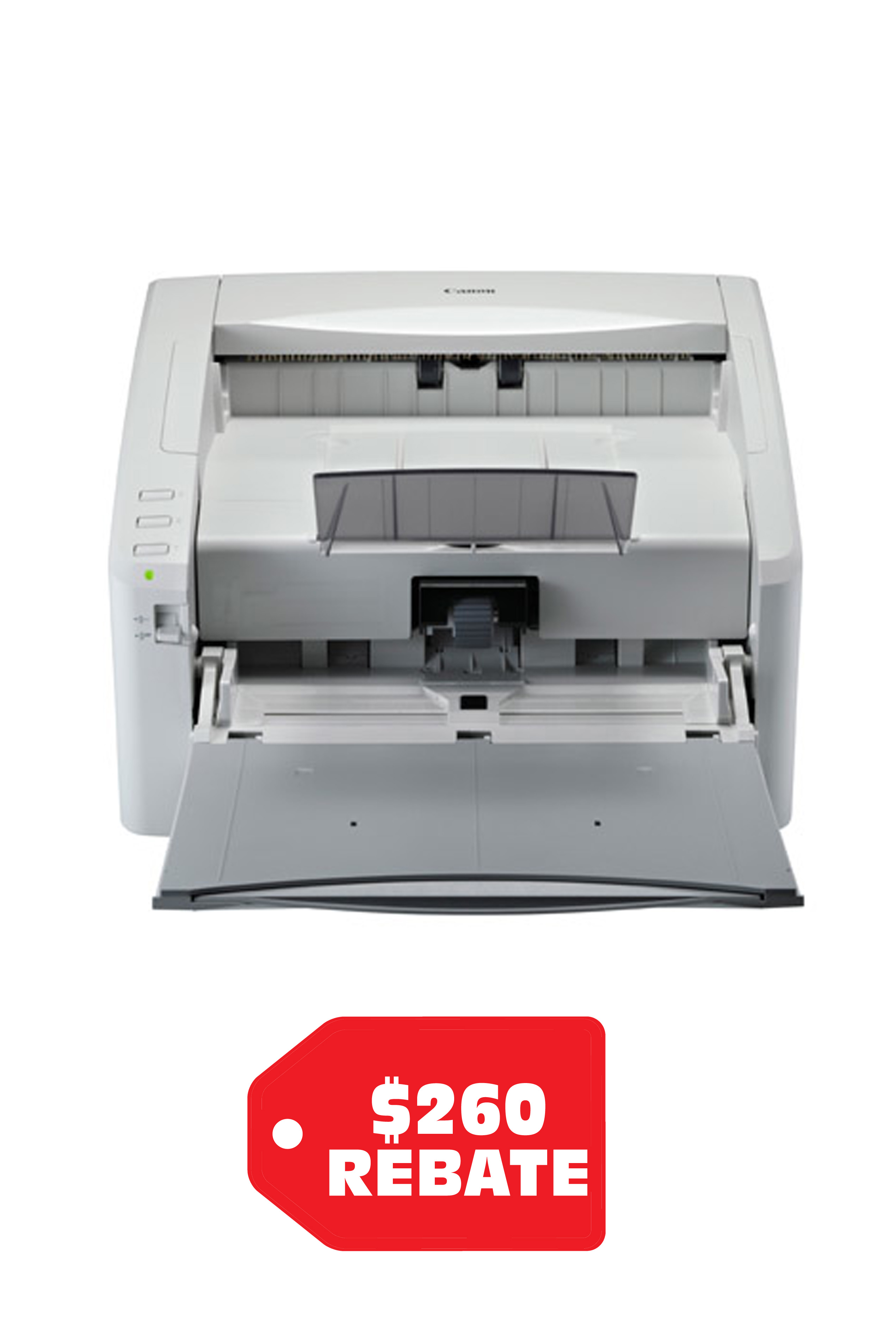 Canon imageFORMULA DR-6010C Office Document Scanner (60 ppm / 120 ipm)