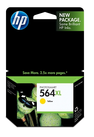 HP 564XL (CB325WN) High Yield...