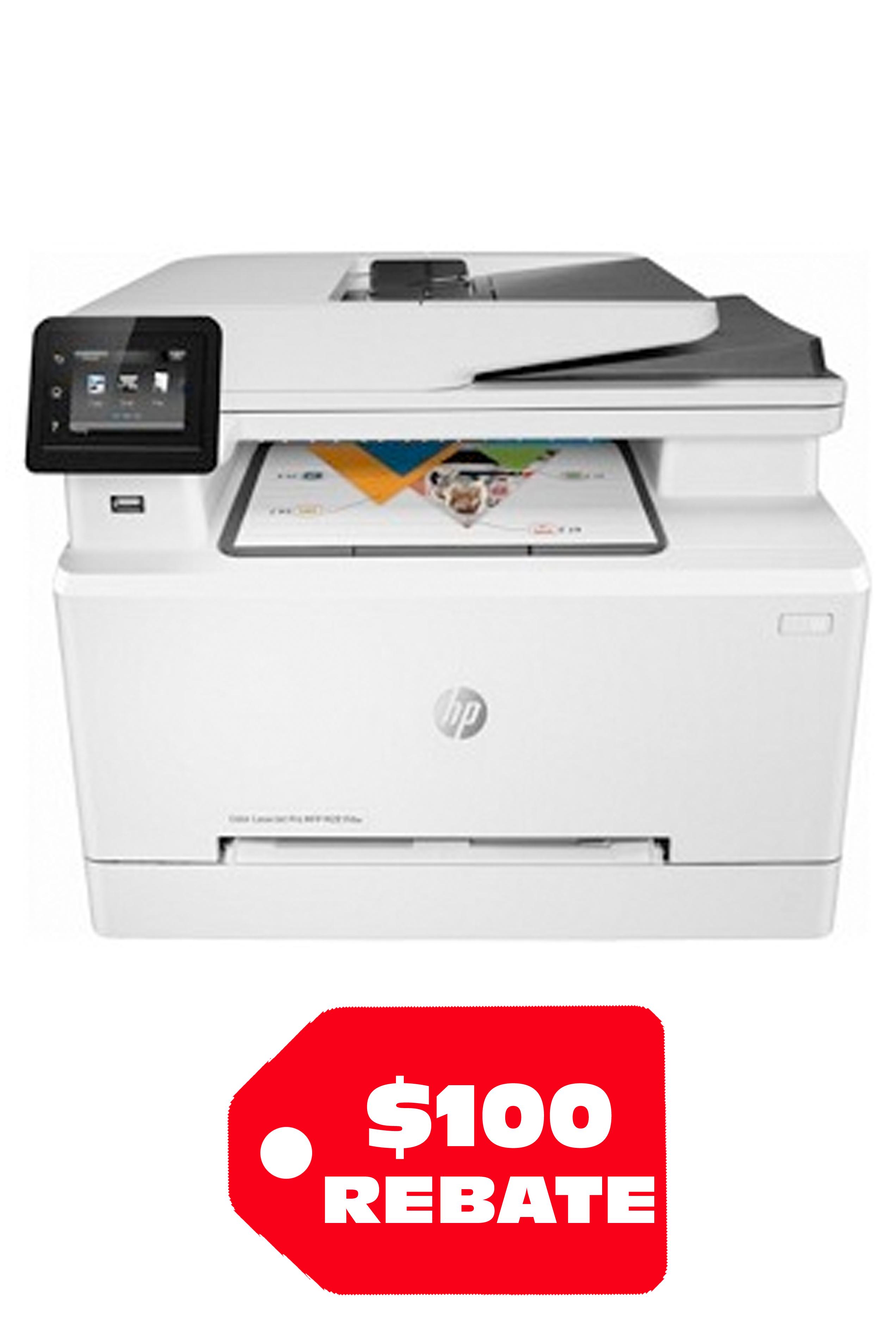 HP Color LaserJet Pro MFP M281fdw (22ppm)