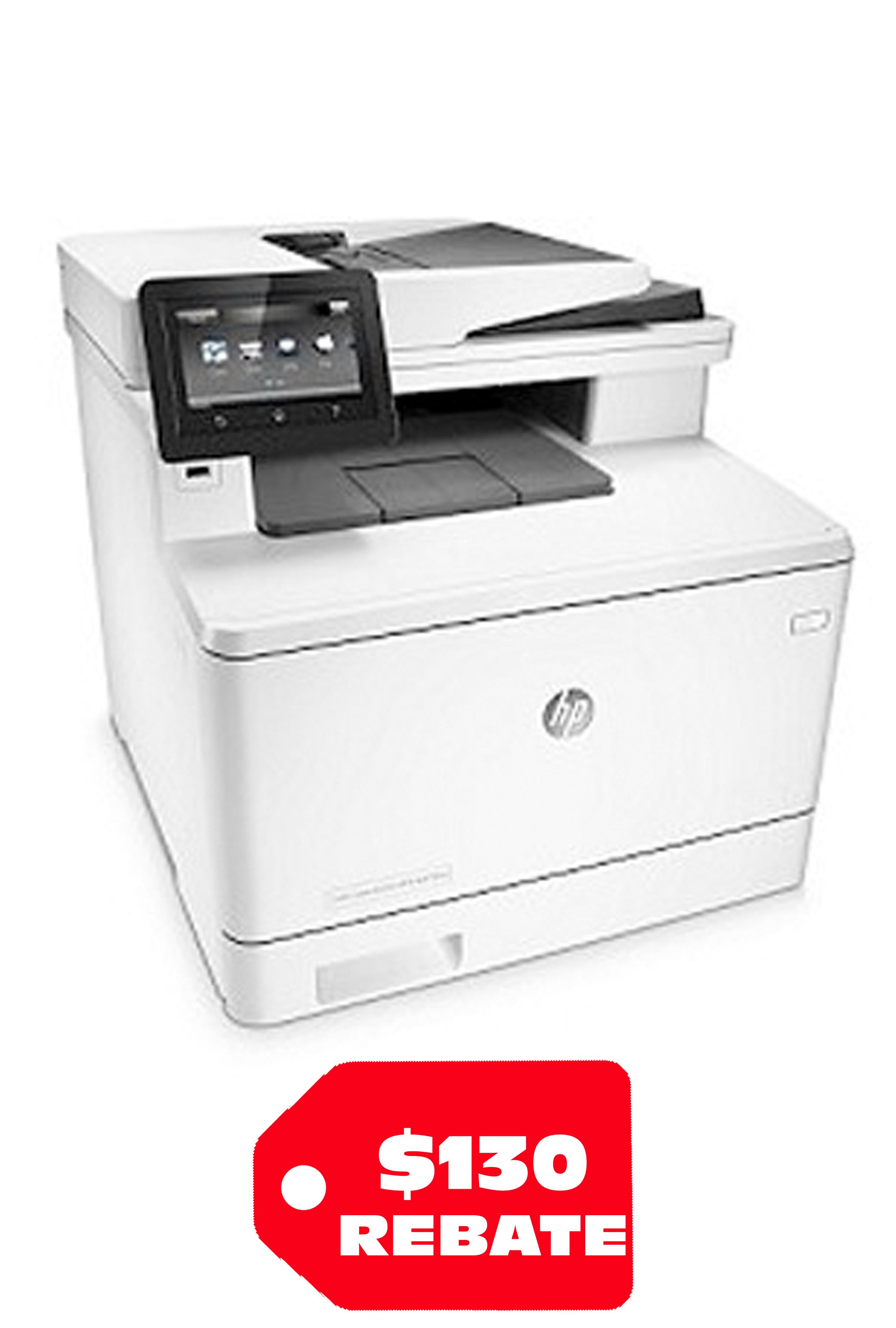 HP Color LaserJet Pro M477FNW...