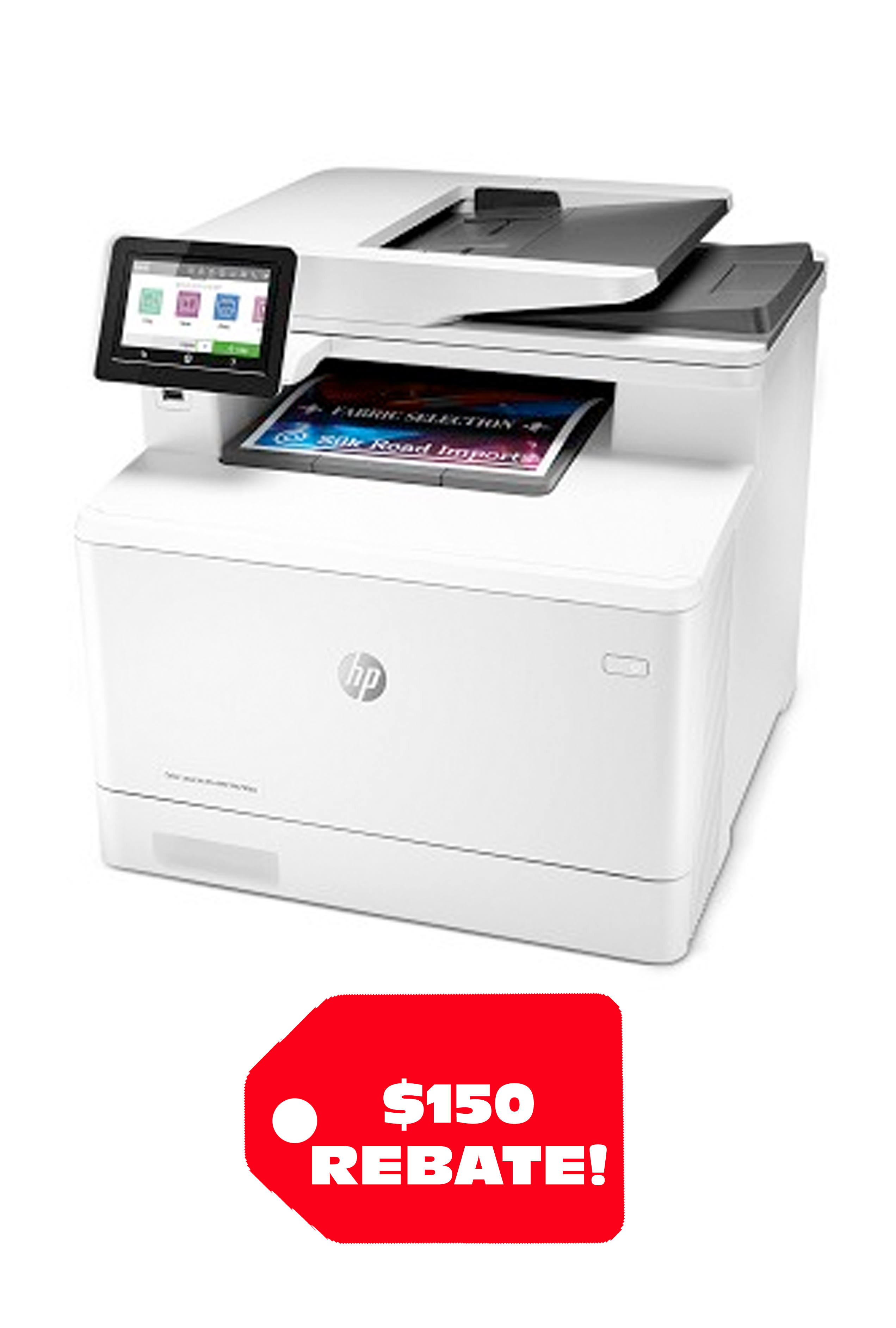 HP Color LaserJet Pro MFP M479fdn (28/27 ppm)