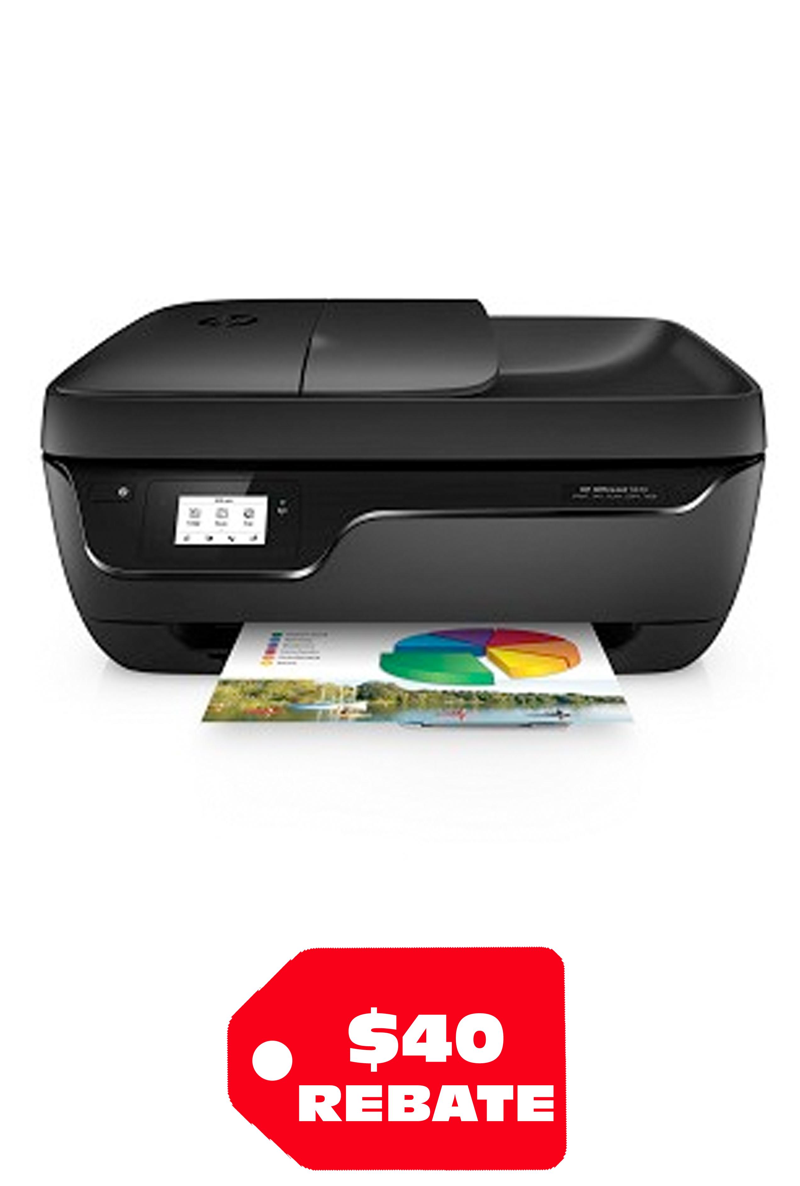 HP OfficeJet 3830 All-in-One Printer 20ppm...