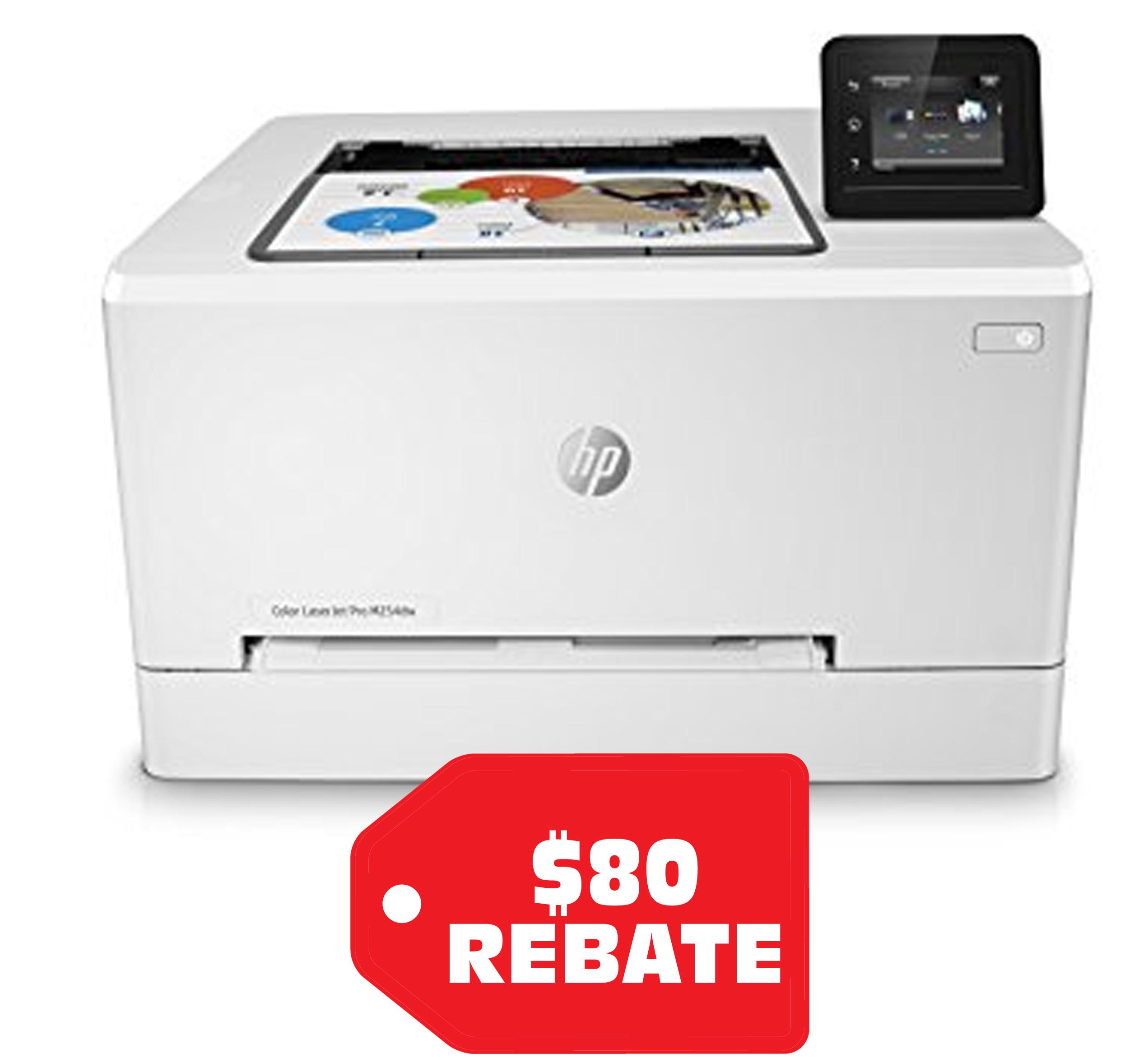 HP Color LaserJet Pro M254dw 22ppm/ 22ppm Printer