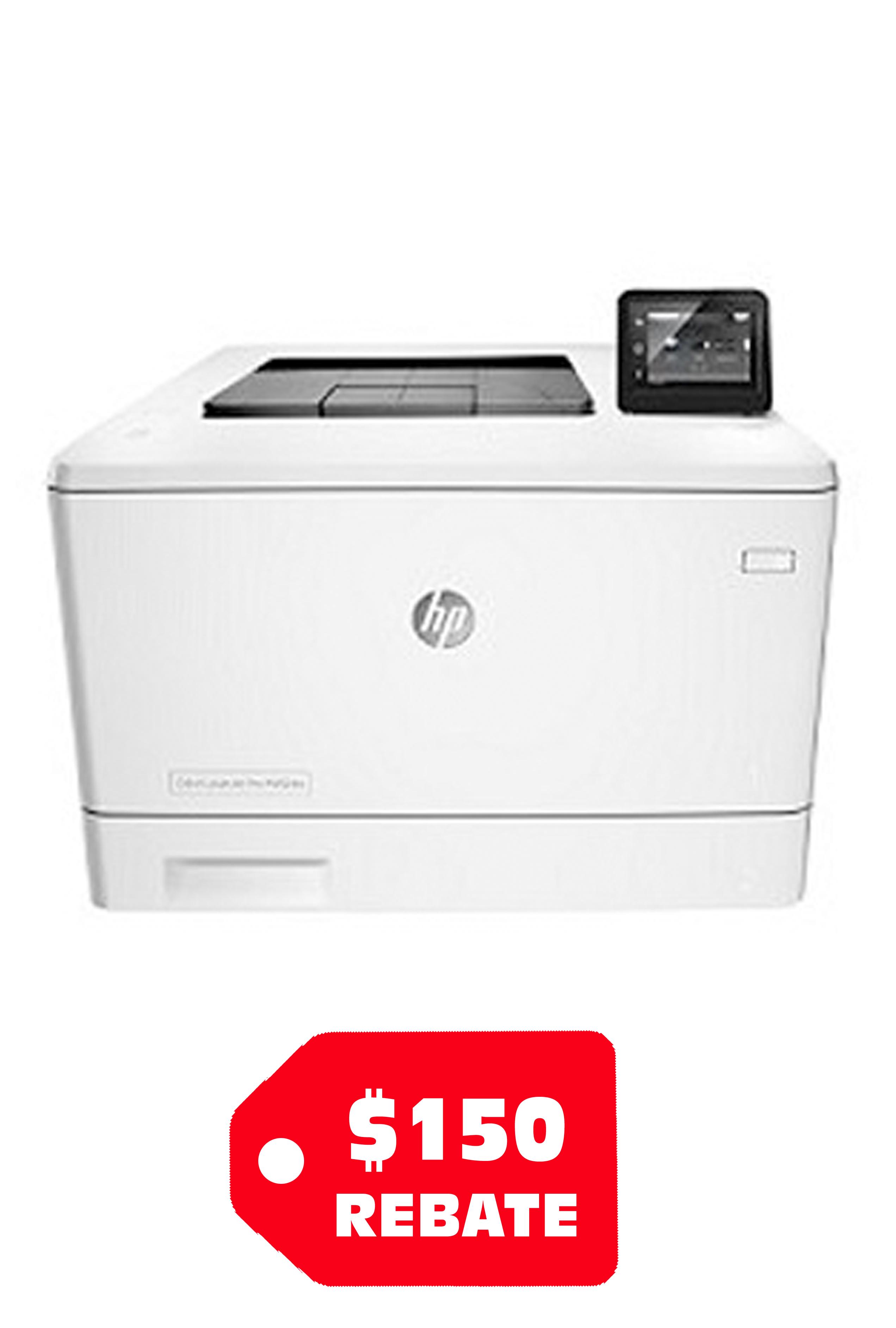 HP Color LaserJet Pro M452dw...