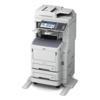 Okidata MB770f+ Workgroup Monochrome MFP (55ppm)