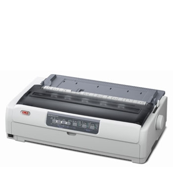 Okidata ML621 (Dual 9-Pin), 120V, (E/F/P/S)
