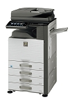 Sharp MX-M464N Console Monochrome Multifunction Laser Copier (46ppm)