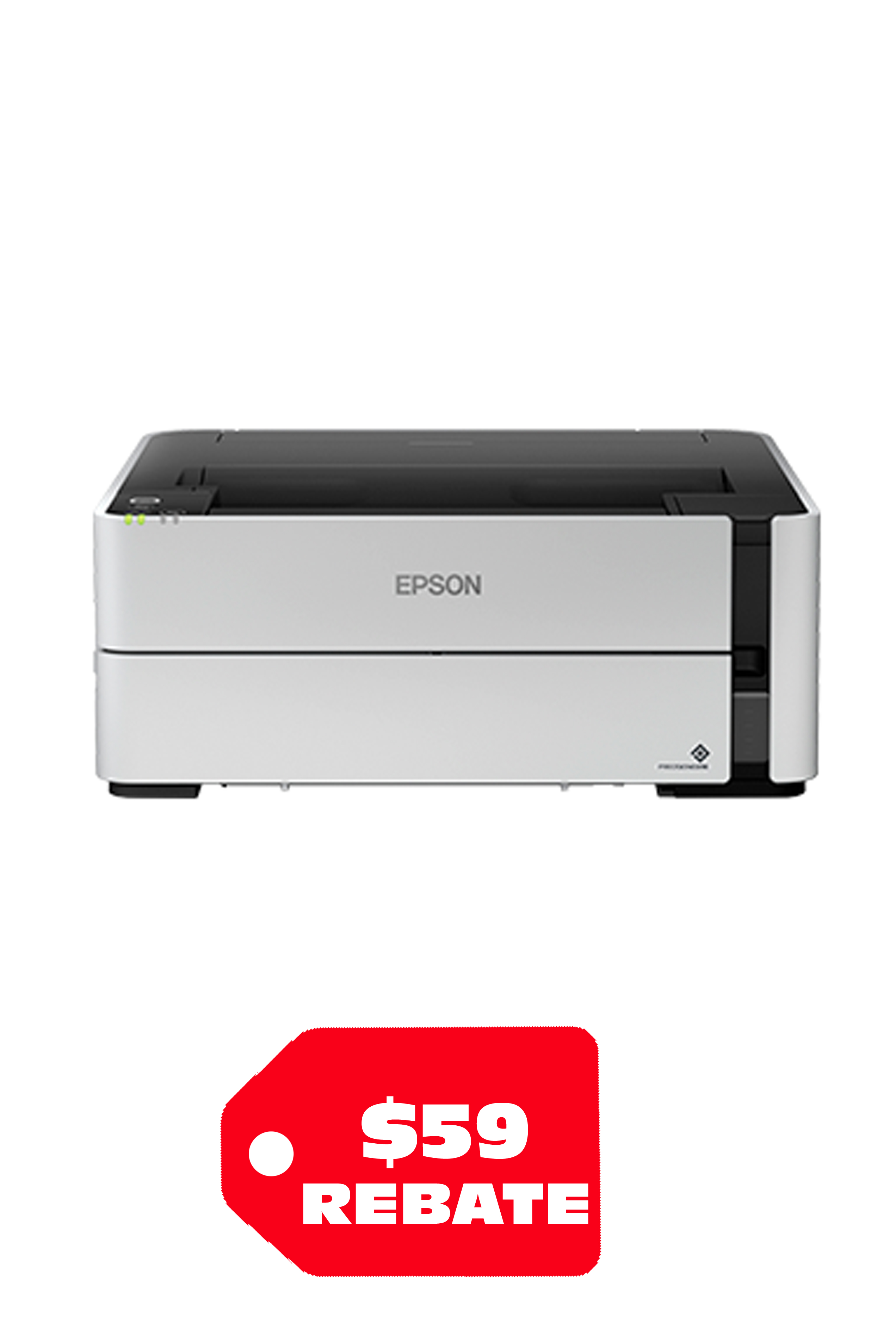 Epson EPSON WORKFORCE ST-M1000 SUPERTANK INKJET COLOR MFP...