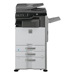 Sharp MX-2615N Color Desktop Laser Multifunction Copier (26ppm/26ppm)