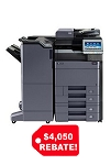 Copystar CS-6052CI Color MFP (60ppm/55ppm)
