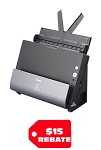imageFORMULA DR-C225 II Office Document Scanner (25PPM)