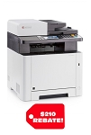 Kyocera Ecosys M5521CDW Color MFP (22ppm/22ppm)