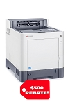 Kyocera ECOSYS P7240cdn A4 Color Printer (42ppm)