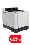 Kyocera Ecosys P7040CDW Color Printer (42ppm/42ppm)