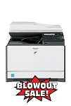 Sharp MX-C250 Color Desktop Laser Multifunction Copier (25ppm)