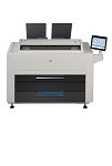 Kyocera KIP 860 Multifunction 2 Roll Multi-function Color Print System