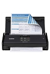Brother ADS-1000W Compact Color Desktop Scanner with Duplex and Wireless Networking (16ppm/36ipm)