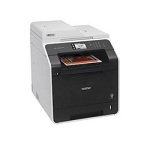Brother MFC-L8600CDW Color Laser All-in-One with Wireless Networking and Duplex Printing (30ppm/30ppm )