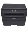 Brother HL-L2380DW Versatile Laser Printer with Wireless Networking and Duplex (32ppm)