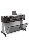 HP DesignJet T830 MFP with Rugged Case Multifunction Printer/ Copier/ Scanner