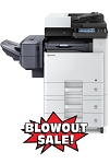 Kyocera ECOSYS M8130cidn A3 Color MFP Package