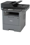 Brother MFC-L6800DW Business Laser All-in-One for Mid-Size Workgroups with Higher Print Volumes (48ppm)