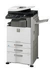 Sharp MX-2616N Color Desktop Laser Multifunction Copier (26ppm/26ppm)