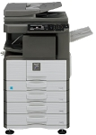 Sharp MX-356N Black and White Desktop Laser Multifunction Copier (35ppm)