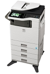 Sharp MX-C312 Color Desktop Laser Multifunction Copier (31/31ppm)