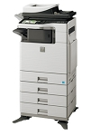 Sharp MX-C402SC Color Workgroup Document System (40ppm/40ppm)