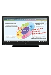 Sharp PN-L603B 60-Inch Class (60.1-Inch Diagonal) UV2A LCD Monitor Display Interactive System Aquos Board  (Package 3)
