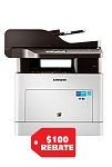 Samsung ProXpress C2670FW Color Multifunction (27ppm/27ppm)