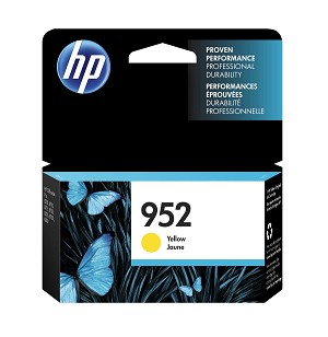 HP 952 (L0S55AN) Yellow Original Ink Cartridge (700 Yield) (L0S55AN)
