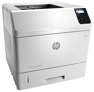 HP Black & White LaserJet Enterprise M605dn 58ppm Printer